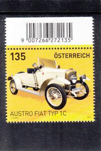 Osterreich-2019-Autos-Austro-Fiat-Typ-1-C-f-pf-1a-ANK-Nr-3465-Echt