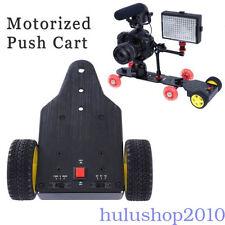 SK-MS01 Motorized SLR Camera Slider Tractor Dolly Pushing Cart Dolly for DSLR