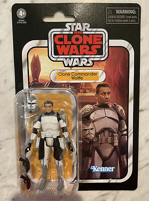 2020 Star Wars Vintage Collection VC168 Clone Commander Wolffe c-8//9