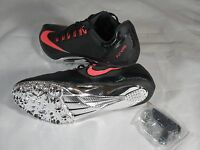 Nike Zoom Superfly R4 Sprint Running Track Spikes Black Pink Chrome 13 Us