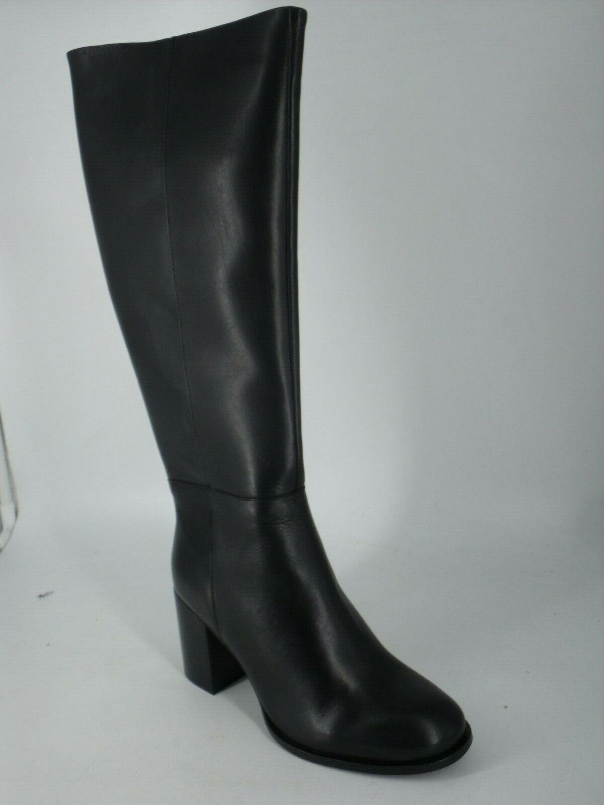 Jones démarragemaker Tinto hautes bottes de cuir Taille uk 4 eu 37 BT04 16