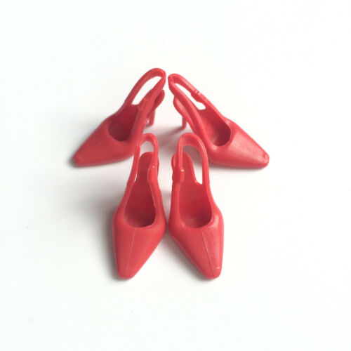 """Toys Barby DollsChrismas Gifts B22 40 Pair Shoes For 11.5/"""" Dolls"""