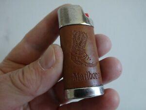 MARLBORO-Cover-Funda-Mechero-Encendedor-Lighter-Accentino-Feuerzeug-Briquet
