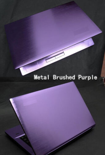 Laptop Metal Brushed Skin Sticker Guard Protector For MSI Gs63