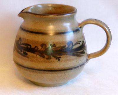 Vintage Bullers Pottery Jug Medium - British Tableware