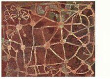 Postcard: Australien Aborigines Malerei Dot Painting Emily Kame Kngwarreye, 1989