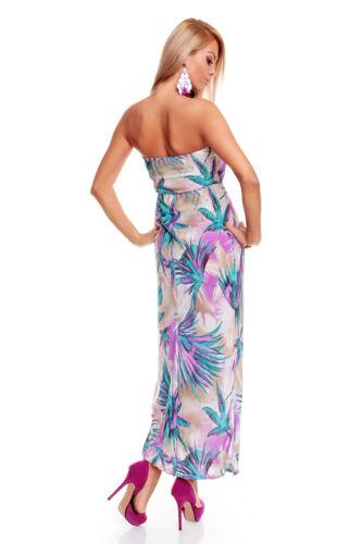 ~ Sommer Strand Kleid ~ Top Farbstyle ~ Größen S und M ~ Flower Print ~