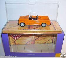 NOREV RARE RENAULT ACL 4 4L R4 RODEO QUATRE SAISONS 1970/1972 1/43 PICK-UP BOX 2