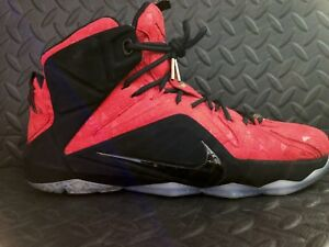 hot sale online f2fbb 1c320 Details about Nike lebron 12