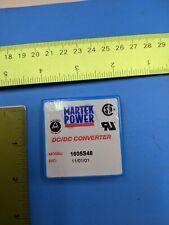 Dcdc Converter Martek Power 1605s48 4 Pin 3 Pin New One