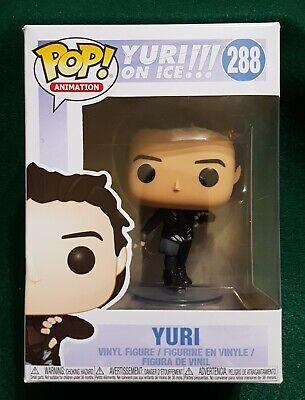 Skate-Wear Yuri!! Vinyl Figure Animation Funko Pop #290 Yurio on ICE
