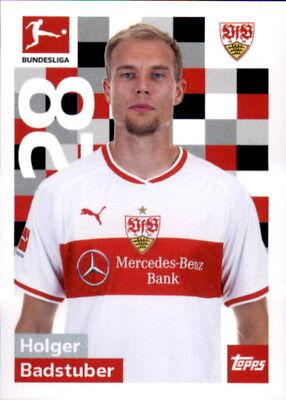 Ausdauernd Topps Bundesliga 2018/2019 - Sticker 248 - Holger Badstuber Angenehme SüßE