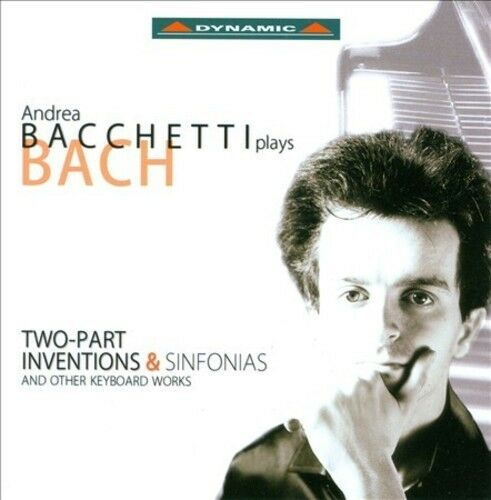 1 of 1 - BACH: TWO-PART INVENTIONS & SINFONIAS NEW CD