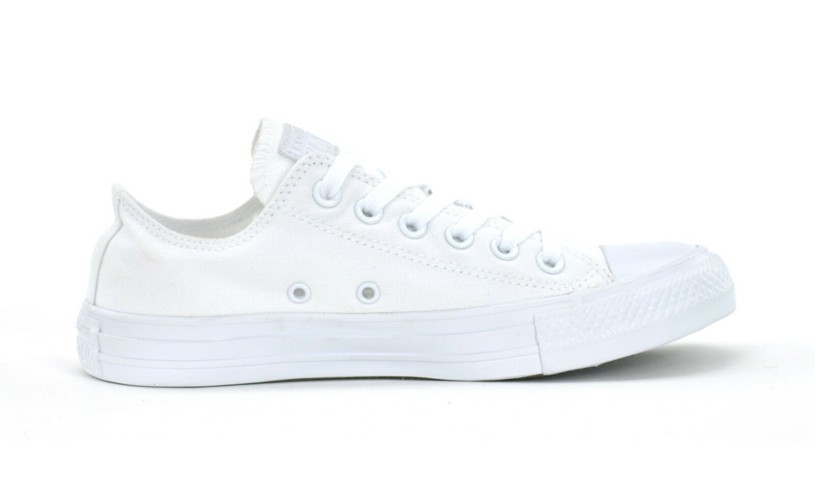CONVERSE CONVERSE CONVERSE CT ALL STAR OX - Blanco MONOCHROME -1U647 - UNISEX ADULTS SNEAKERS  -NEW 4a450a