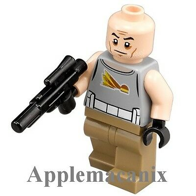 Authentic LEGO Star Wars Commander Gregor Minifigure sw748 75157 Capt Rex AT-TE