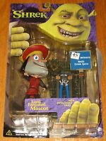 Shrek - Lord Farquaad Mascot Action Figure W/detachable Head - - 2001