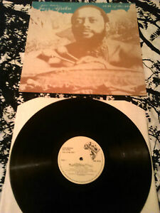 JULIAN BAHULA'S JAZZ AFRIKA - SON OF THE SOIL LP / ORIGINAL UK TSAFRIKA AFRO