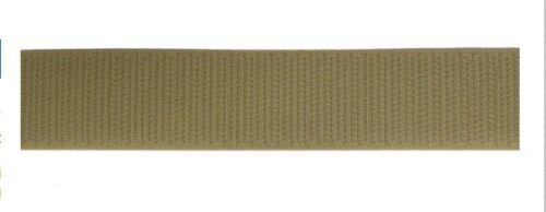 "Velcro Brand Sew On 4/"" Beige Hook Only 50 Yards 150 Feet Mil Spec"