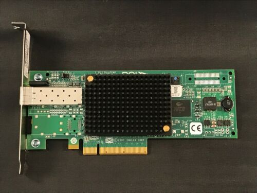 Emulex LPe12000-E 8Gb Single-Port Fibre Channel HBA Controllers Card