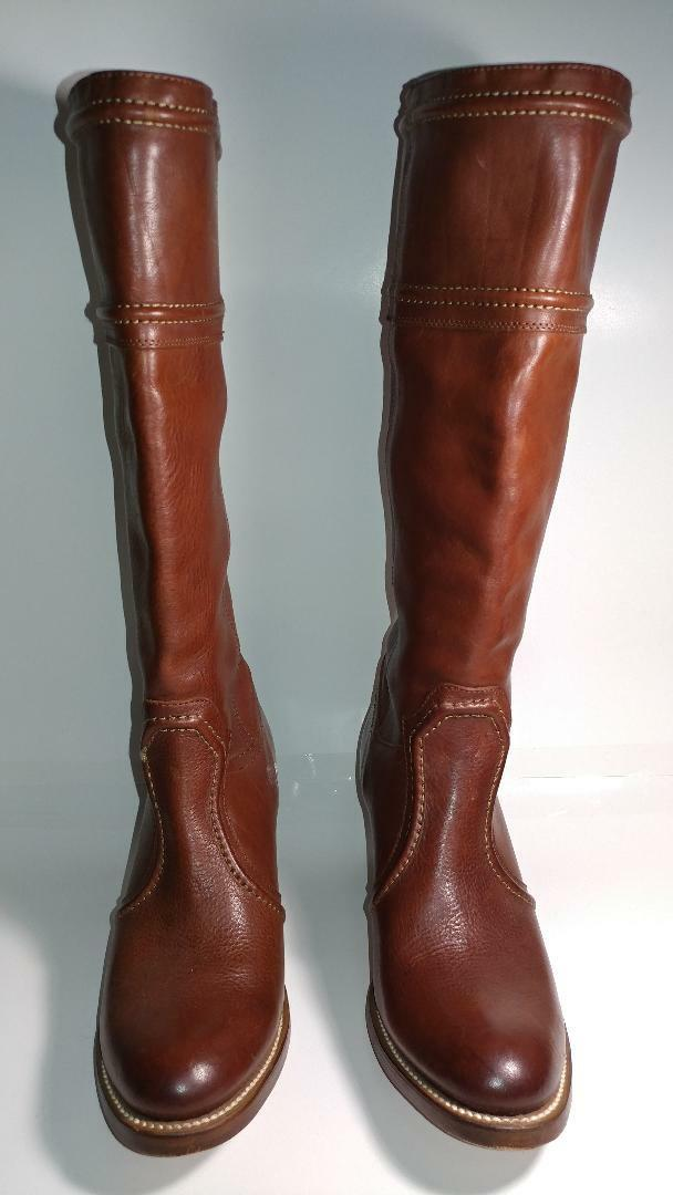 FRYE BOOTS FOR WOMEN    HIGH IN VERY GOOD USED CONDITION (SIZE 10 B) 577cb6