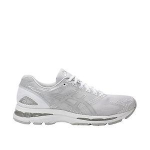 promo code 5a4da 1ee9d Details about Asics GEL-Nimbus 19 [T700N-9693] Men Running Shoes Glacier  Grey/Silver-White