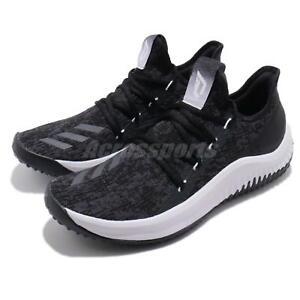 online store d5542 22cfb Image is loading adidas-Dame-D-O-L-L-A-Damian-Lillard-Core-Black-Basketball-