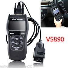 2016 New VS890 Car Fault Code Reader OBD2 Scanner Diagnostic Tool Multi-language