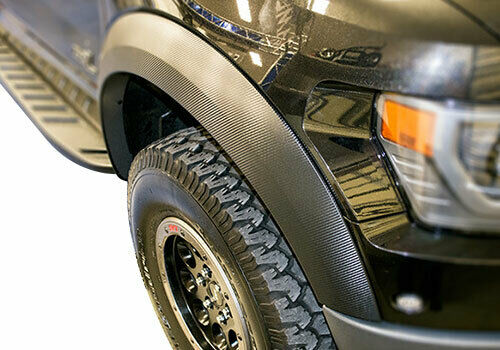 CERCHI TUNING 2x RUOTA PARAFANGO BARRE largamento in carbonio per VW KAEFER