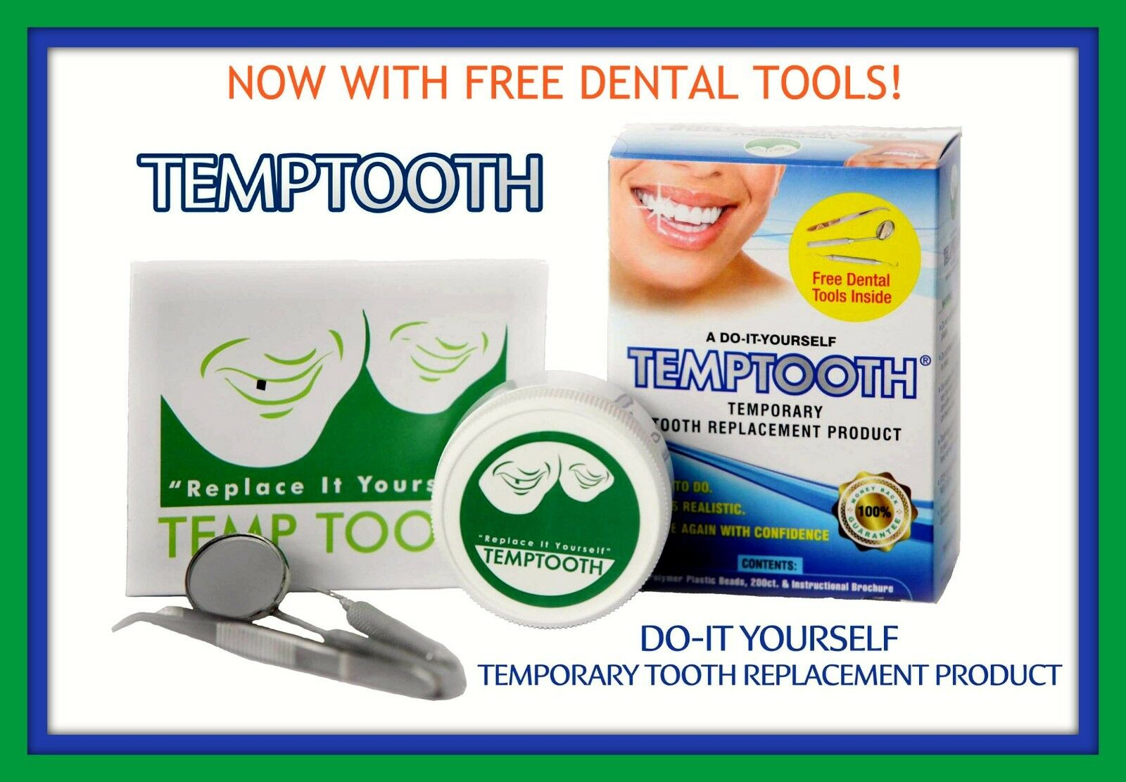 Temptooth do it yourself tooth replacement product oral care you to resntentobalflowflowcomponentncel solutioingenieria Choice Image
