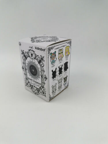 Kidrobot Arcane Divination Dunny 2 The Lost Cards The Emperor Worldwide Free S//H