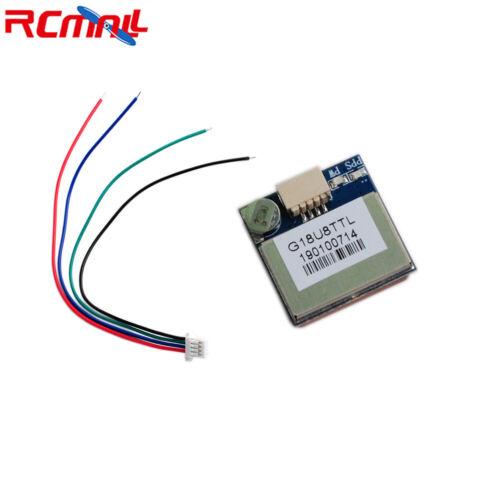 5Pcs G18U8TTL GPS Module New Chip for Arduino Betaflight CC3D FPV Flight Control