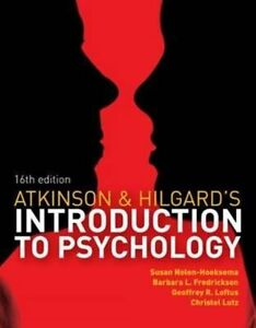 Atkinson hilgards introduction to psychology with coursemate stock photo fandeluxe Gallery