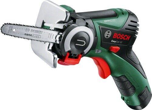 Bosch Akku-Säge Easy Cut 12 12 V 2,5 Ah max. 65 mm Li-Ion NanoBlade Kettensäge