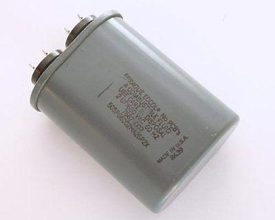 2x 2uF 660VAC Motor Run Capacitor 660V AC 2 mfd 2mfd 660 Volts Pump Unit