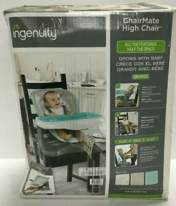 Details about Ingenuity Baby Toddler ChairMate High Chair Booster Seat  Benson 10526 4M-5Y