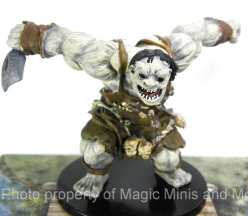 Rise of the Runelords OGRE BRUTE #34 Pathfinder Battles large miniature