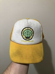 b48a90cf5 Details about N.E.R.D Brain Vintage Trucker Hat In Search Of Hat Neptunes  Star Trak Pharrell