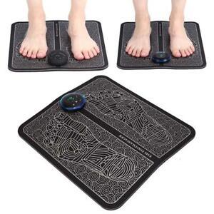 EMS-Foot-Massager-Mat-Physiotherapy-Muscle-Stimulator-Vibrator-Massager