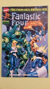 comics Fantastic Four le retour des héros n°13 KLGoBTvg-08130310-321629995