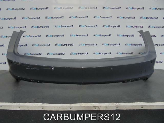 VAUXHALL INSIGNIA ESTATE REAR BUMPER WITH PDC - GENUINE VAUXHALL PART. *O4