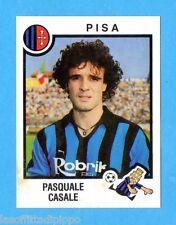 PANINI CALCIATORI 1982/83 -Figurina n.199- CASALE - PISA -Rec