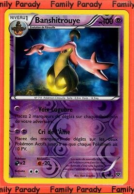 Crustabri XY Carte Pokemon Neuve Française 32//146