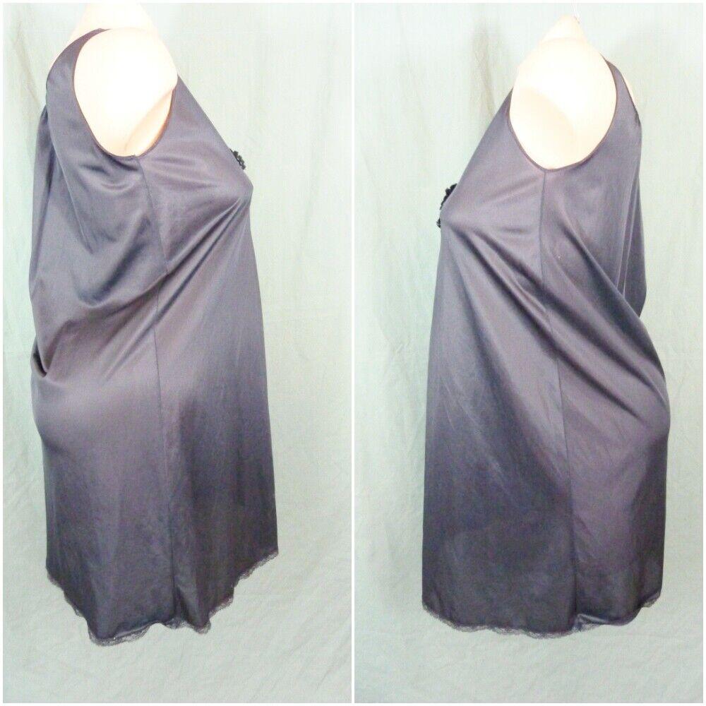 Texsheen Size Medium Full Slip Nightgown - image 2