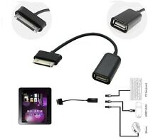 For Samsung Galaxy Tab 2 10.1 8.9 Tablet PC 30 Pin to Female USB Host OTG Cable