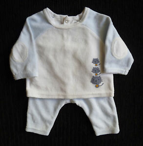 Boys Vertbaudet Babygrow 3 Months At Any Cost Boys' Clothing (newborn-5t)