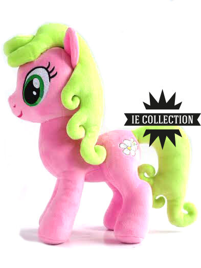 MY LITTLE PONY DAISY SOFT TOY 32 CM SNOWMAN pinkie plush doll horse figure Lily