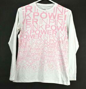 Under-Armour-Women-039-s-Small-Heat-Gear-Technology-Long-Sleeve-Graphic-T-Shirt