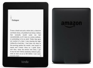Kindle Paperwhite 1, 5th Generation WiFi E-Reader, High-Res, Built-in Light, 2GB