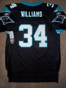3d99482f1 Image is loading 60-REEBOK-Carolina-Panthers-DeANGELO-WILLIAMS-nfl-Jersey-