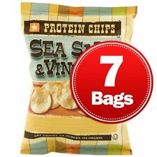 NutriWise - Sea Salt & Vinegar High Protein Diet Potato Chips
